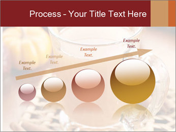 Glass of apple cider PowerPoint Template - Slide 87