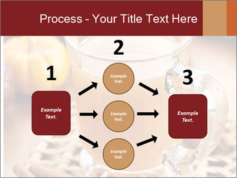 Glass of apple cider PowerPoint Template - Slide 92