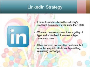 Colorful candy PowerPoint Templates - Slide 12