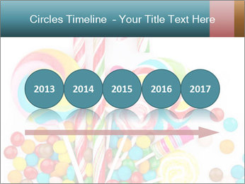 Colorful candy PowerPoint Templates - Slide 29