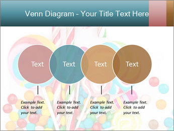 Colorful candy PowerPoint Template - Slide 32