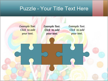 Colorful candy PowerPoint Templates - Slide 42