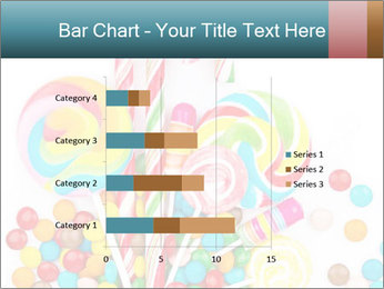 Colorful candy PowerPoint Template - Slide 52