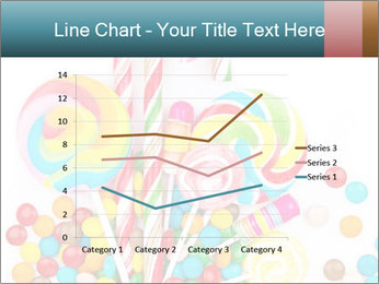 Colorful candy PowerPoint Template - Slide 54