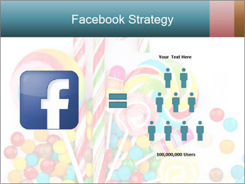 Colorful candy PowerPoint Templates - Slide 7