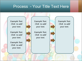 Colorful candy PowerPoint Templates - Slide 86