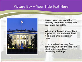 The White House PowerPoint Templates - Slide 13