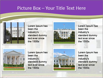 The White House PowerPoint Templates - Slide 14
