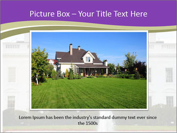 The White House PowerPoint Templates - Slide 15