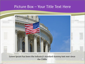 The White House PowerPoint Templates - Slide 16
