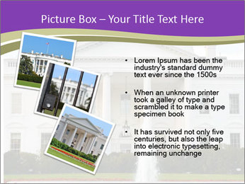 The White House PowerPoint Templates - Slide 17