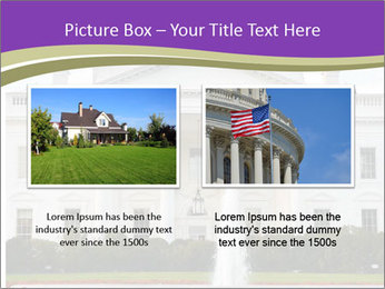 The White House PowerPoint Templates - Slide 18