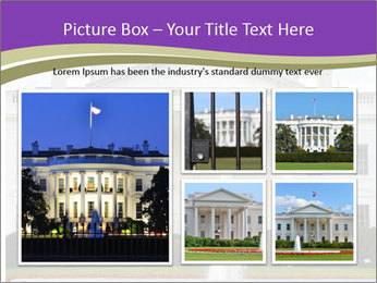 The White House PowerPoint Templates - Slide 19
