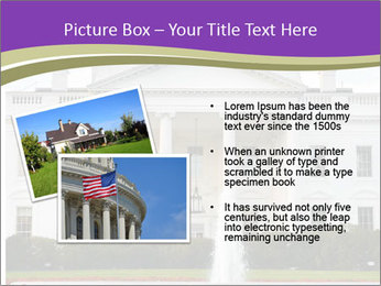 The White House PowerPoint Templates - Slide 20