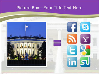 The White House PowerPoint Templates - Slide 21