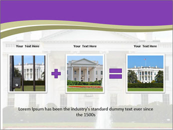 The White House PowerPoint Templates - Slide 22