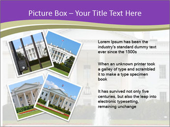 The White House PowerPoint Templates - Slide 23