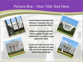 The White House PowerPoint Templates - Slide 24