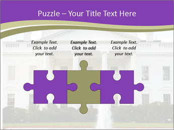 The White House PowerPoint Templates - Slide 42