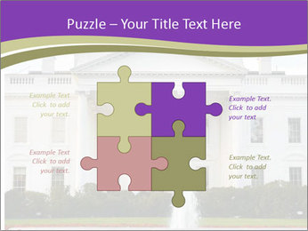 The White House PowerPoint Templates - Slide 43