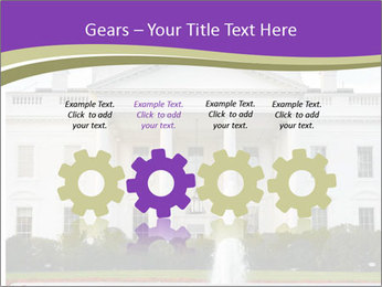 The White House PowerPoint Templates - Slide 48