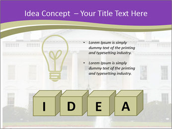 The White House PowerPoint Templates - Slide 80