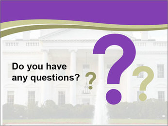 The White House PowerPoint Templates - Slide 96