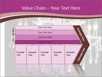 Contemporary glass chandelier PowerPoint Templates - Slide 27