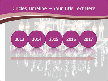 Contemporary glass chandelier PowerPoint Templates - Slide 29