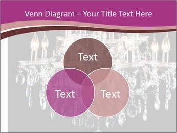 Contemporary glass chandelier PowerPoint Template - Slide 33