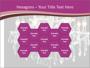 Contemporary glass chandelier PowerPoint Templates - Slide 44