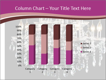 Contemporary glass chandelier PowerPoint Templates - Slide 50