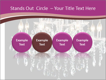Contemporary glass chandelier PowerPoint Templates - Slide 76