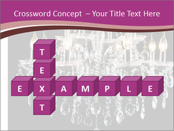 Contemporary glass chandelier PowerPoint Templates - Slide 82