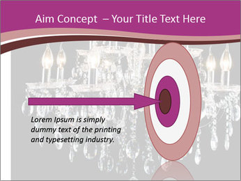 Contemporary glass chandelier PowerPoint Templates - Slide 83
