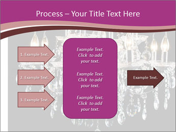 Contemporary glass chandelier PowerPoint Templates - Slide 85