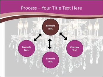 Contemporary glass chandelier PowerPoint Templates - Slide 91