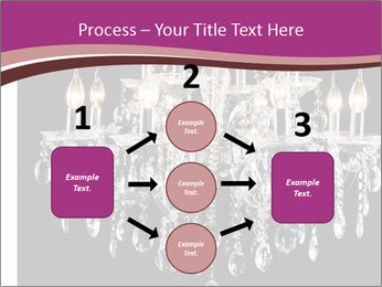 Contemporary glass chandelier PowerPoint Templates - Slide 92