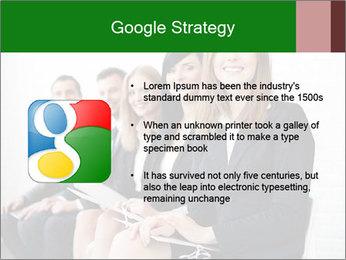 Successful businesswoman PowerPoint Templates - Slide 10