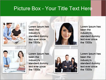 Successful businesswoman PowerPoint Templates - Slide 14
