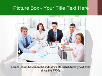 Successful businesswoman PowerPoint Templates - Slide 15