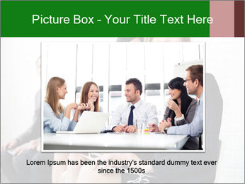 Successful businesswoman PowerPoint Templates - Slide 16