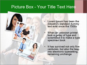 Successful businesswoman PowerPoint Templates - Slide 17