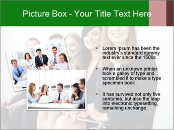 Successful businesswoman PowerPoint Templates - Slide 20