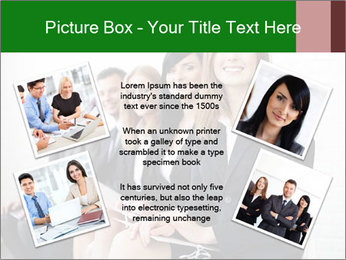 Successful businesswoman PowerPoint Templates - Slide 24