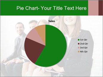 Successful businesswoman PowerPoint Templates - Slide 36