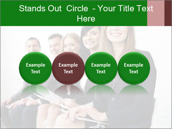 Successful businesswoman PowerPoint Templates - Slide 76