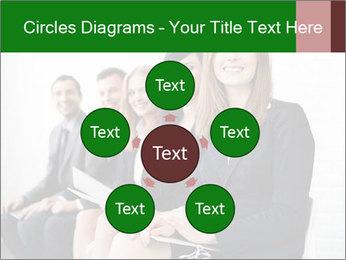 Successful businesswoman PowerPoint Template - Slide 78