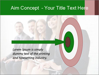 Successful businesswoman PowerPoint Templates - Slide 83