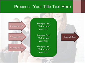 Successful businesswoman PowerPoint Templates - Slide 85
